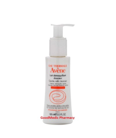 Avene Gentle Milk Cleanser 100ml