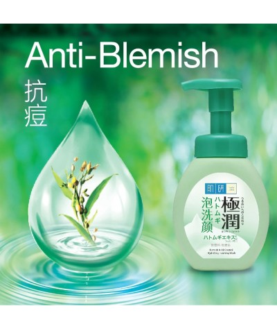 Blemish & Oil Control Hydrating Foaming Wash 160ml