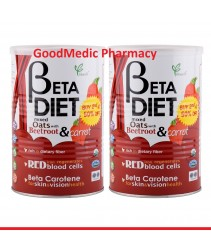 Fitwell Beta Diet 450g Twin Pack / Single