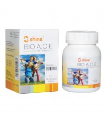 Shine Bio A.C.E With Selenium Film Coated Tablet 60's (Exp Oct 2019)