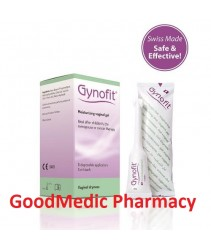 Gynofit Moisturizing Vaginal Gel 6 X 5ml