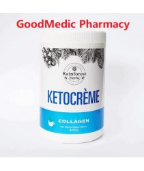 Rainforest Herbs KetoCreme Collagen Powder 400g