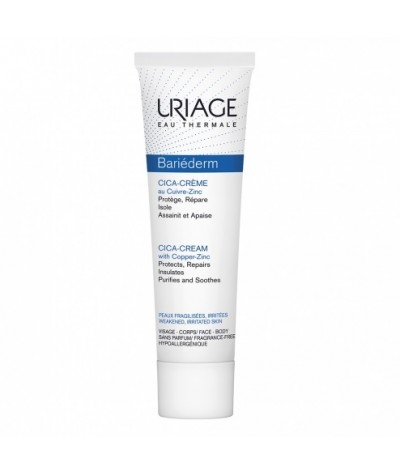 Uriage Bariederm Cica Cream with Copper-Zinc 40ml