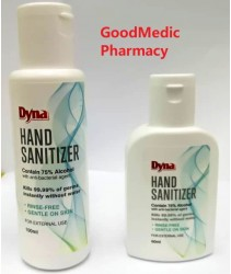 DYNA Hand Sanitizer 60ml / 100ml  (Ready stock and Fast delivery)