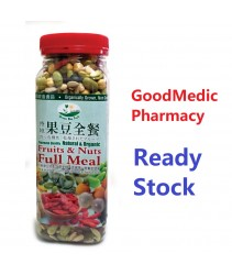 GBT Organic Fruits & Nuts Full Meal 果豆全餐 360gm
