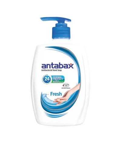 Antabax Antibacterial Hand Soap 450ml Certified HALAL by JAKIM Antabax Hand Wash