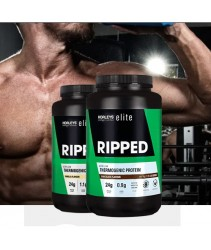 Horleys Ripped Thermogenic Protein Powder 1kg ( Vanilla / Chocolate)