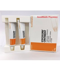Smith and Nephew Iodosorb Ointment 20g for wotund healing