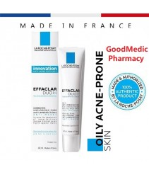 La Roche Posay Effaclar Duo (+) Corrective Unclogging Care Moist - Oily Acne-Prone Skin (40ml)