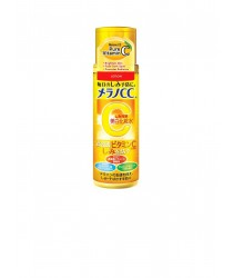 Rohto Melano CC Vitamin C Brightening Lotion Moist- For Normal/ Dry Skin 170ml from Japan