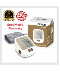 (Original) OMRON JPN600 Blood Pressure Monitor  Deluxe Warranty 5 Years with Intellisens Technology