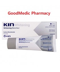 Kin Whitening Toothpaste with Fluoride 95gm