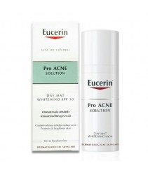 Eucerin Pro ACNE Solution Day Mat Whitening SPF 30 50ml (Exp 05/2021)