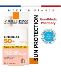 LA ROCHE POSAY ANTHELIOS SHAKA TINTED FLUID SPF 50+ 50ML