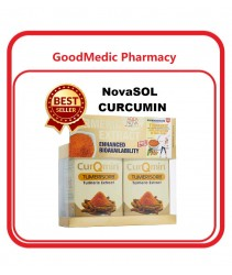 Live-well CurQmin Tumerisorb Turmeric Extract Enhanced Bioavailability