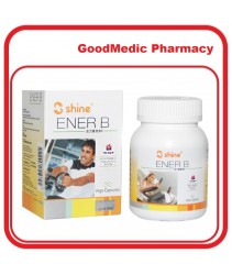 Clearance !! Shine Ener B with Vitamin C, Folic Acid and Biotin 30's Exp Mar 2021