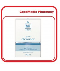 Ego QV Face Gentle Cleanser 40g (Exp 08.2021) Travel / Trial Pack