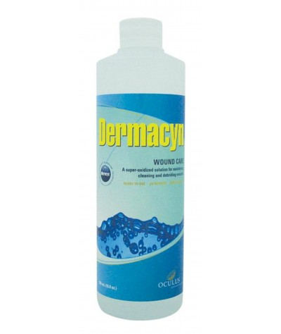 Dermacyn Wound Care Solution 500ml