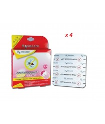 Homecare Anti Mosquito Patch x 4 Packs (10s/pack)