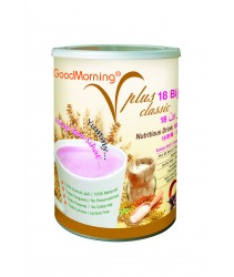 Good Morning Vplus 18 Grains Complete Nutrition 1kg (Exp 10/2017)
