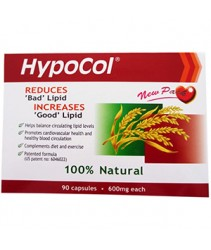 HYPOCOL 600MG 2X90s (reduce Cholesterol)