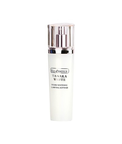 Bio-Essence Tanaka White Double Whitening Clarifying Softener 100ml