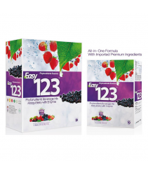 Easy 123 Phytonutrients Essence (20 sachets x 15g) FOC 2 satchets