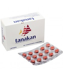 Tanakan 40mg (90 Tablets)