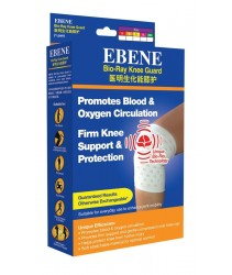 EBENE Bio-Ray Knee Guard 1 pair (L)