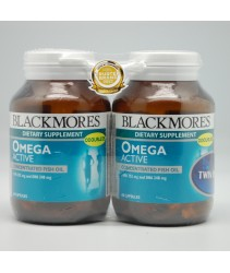 Blackmores Omega Active 60s x 2 (Value Pack)