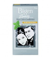 Bigen Speedy Hair Conditioner - 881 Natural Black