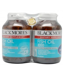Blackmores Fish Oil 1000Mg 120C X 2