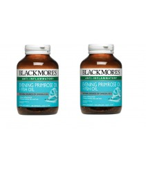 Blackmores Epo + F/Oil 120C X 2