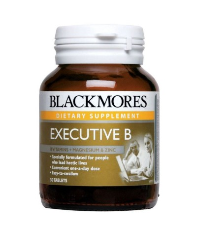 Blackmores Executive B 30 Tablets