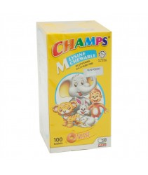 Champs Multivitamin + Lysine 100T