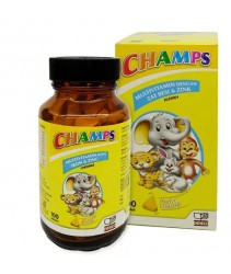 Champs Multivitamin - Pineapple 100T