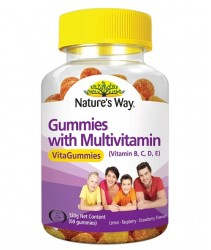 Nature's Way Gummies With Multivitamin (60s)