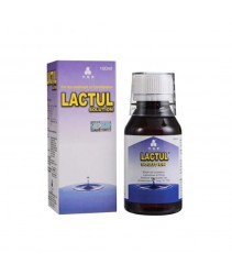 Lactul Solution - For the treatment of Constipation (100ml)
