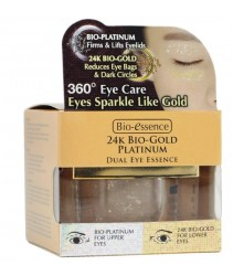 Bio Essence 24K Bio Gold Platinum Dual Eye Essence (18g)
