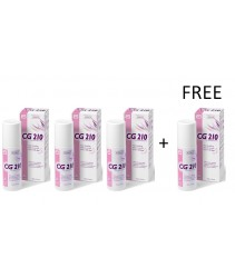 Abbott CG210 Hair & Scalp Essence Women (80ml) BUY 3 FREE 1