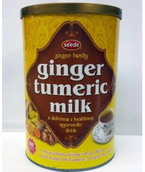 Seeds Ginger Tumeric Milk (450g)
