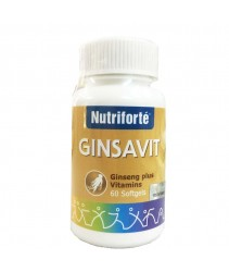 Nutriforte Ginsavit 60 Softgels