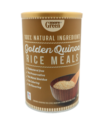 More Green Golden Quinoa Rice Meals 450g