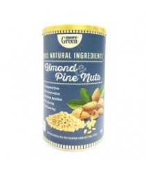 More Green Almond & Pine Nut 450g