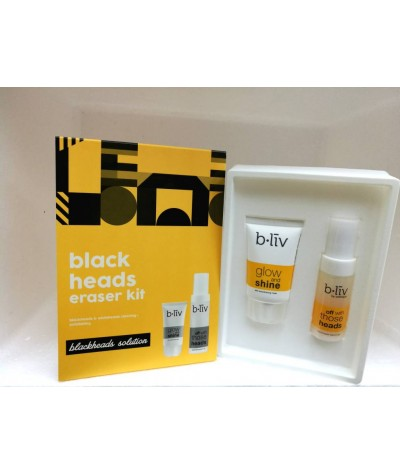 Bliv Black Heads Eraser Kit