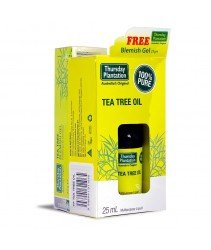 Thursday Plantation Tea Tree Oil 25mL FREE Blemish Gel 25g