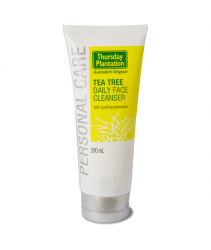 Thursday Plantation Tea Tree Daily Face Cleanser with Soothing Chamomile 200mL
