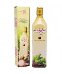 Nanoxan Gold 100% Mangosteen Juice 700mL