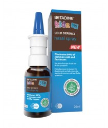 Betadine Kids Cold Defence Nasal Spray 20ml