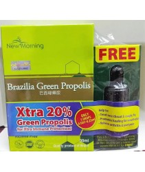 New Morning Brazilia Green Propolis 30ml FOC 6ml